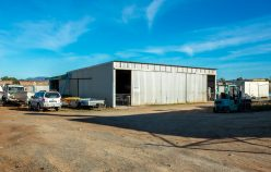 Industrial Complex, Capricorn Highway, Gracemere   Rod Harms Rural
