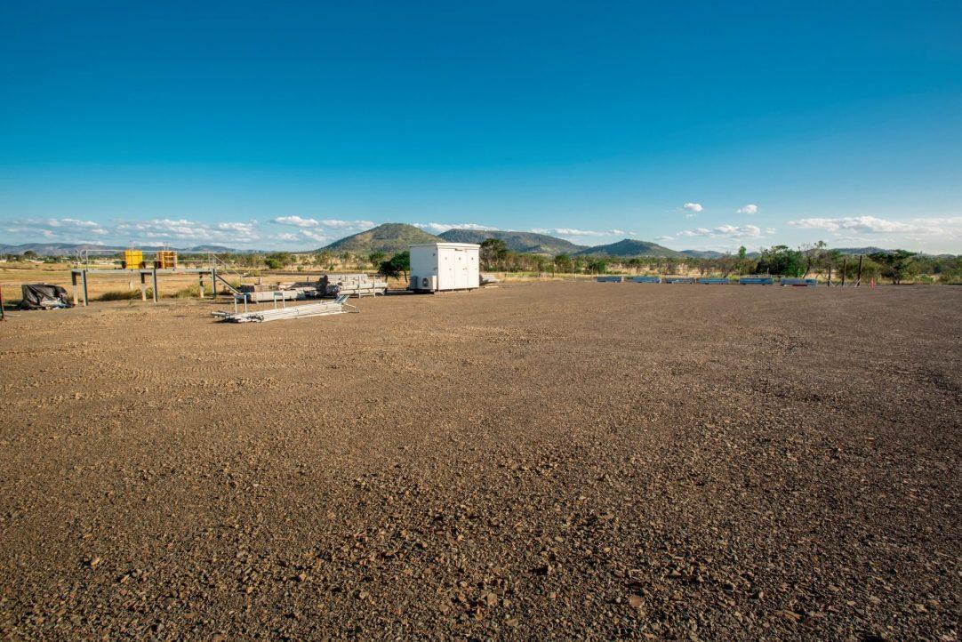 Hardstand Industrial Site | Rod Harms Rural